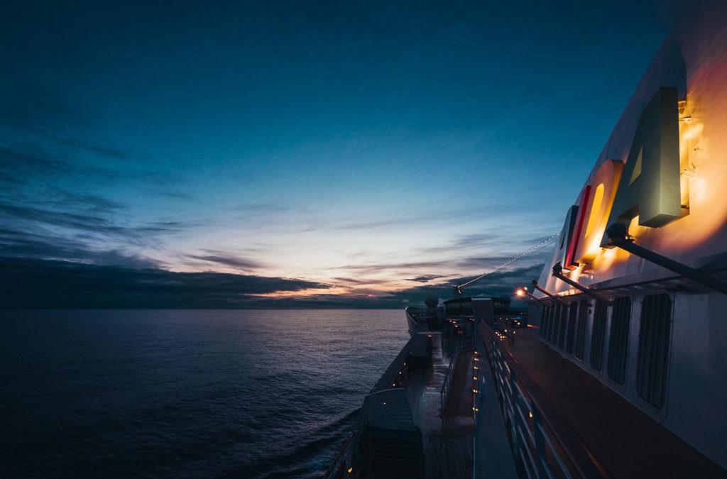 Tag 5/6 – Zweiter und dritter Seetag auf dem Weg nach Reykjavik