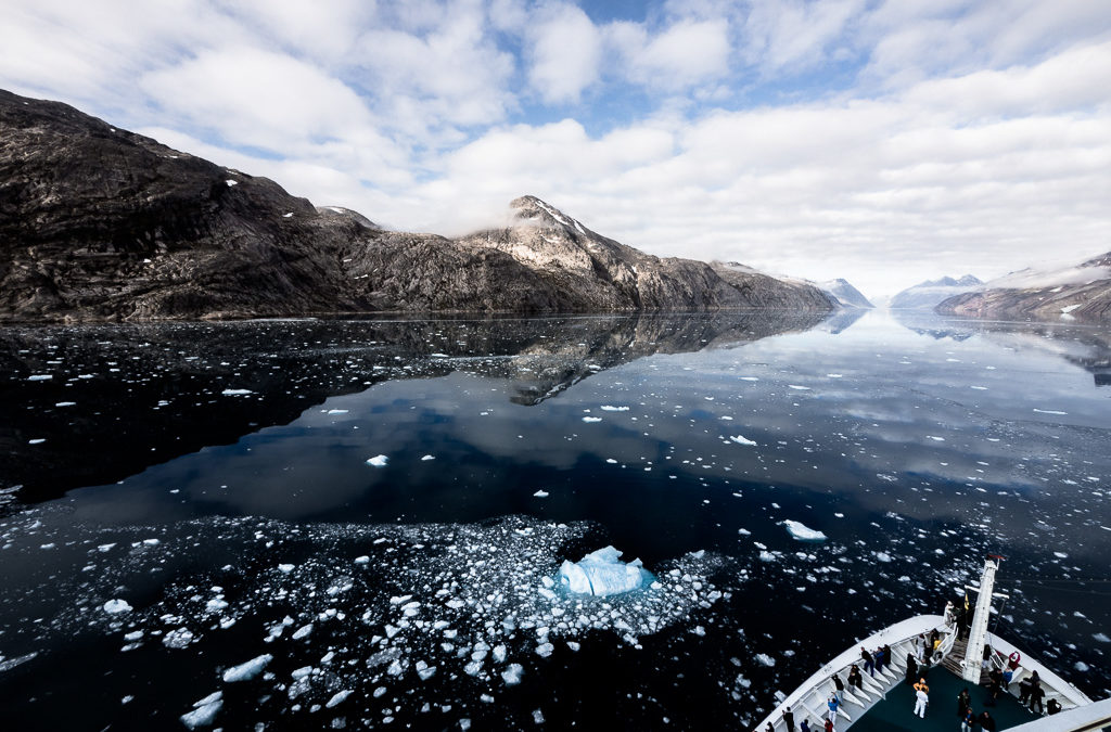 Tag 9 – Prinz-Christian-Sund-Passage / Grönland