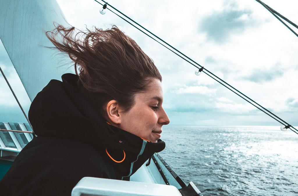 Tag 11 – 5. Seetag, auf dem Weg nach Kanada