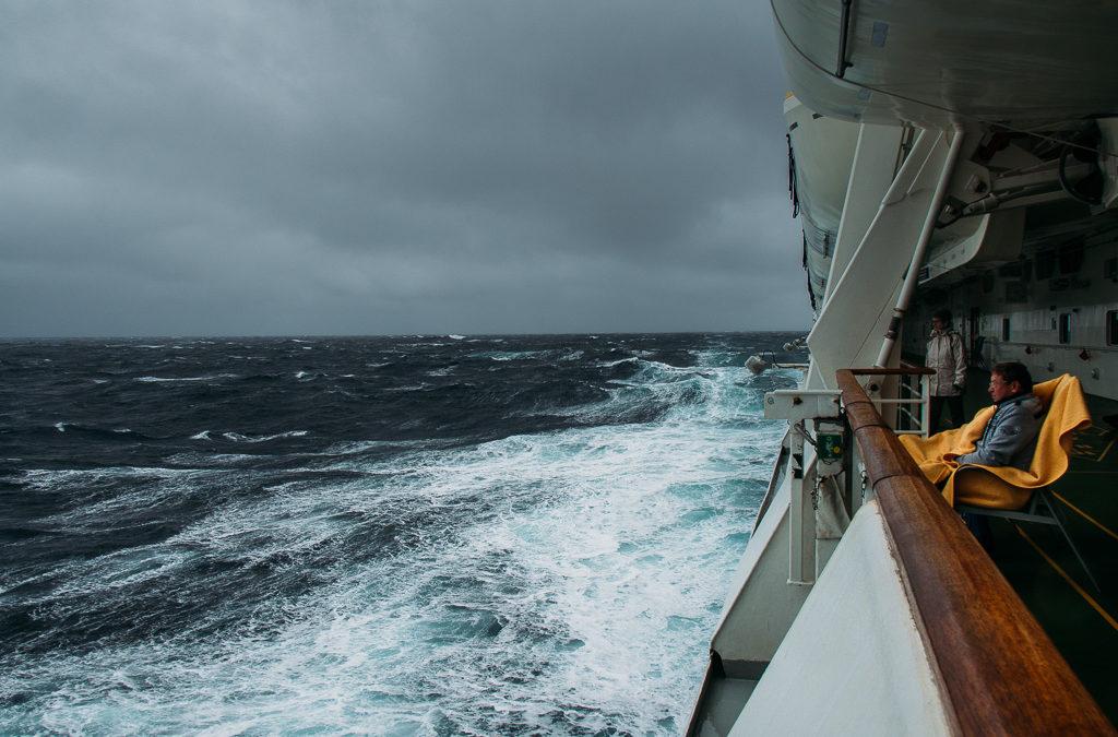 Tag 13 – 6. Seetag auf dem Weg nach Halifax